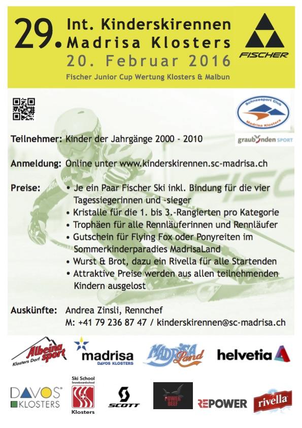 Int-Kinderskirennen-SC-Madrisa-Poster